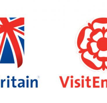 VBVE joint logo - left VB Union Jack, right VE Tudor Rose