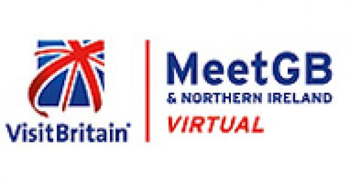 MeetGB Virtual  and visitbritain logo