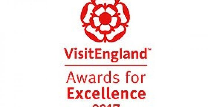 VisitEngland Awards for Excellence 2017 logo
