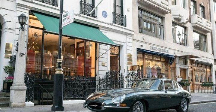 Savile Row, London