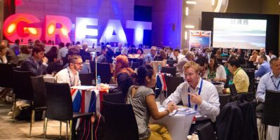 Meetings being held at Destination Britain Americas