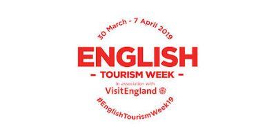 English Tourism Week 2019 logo