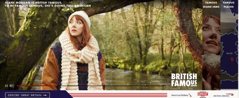 British american online dating