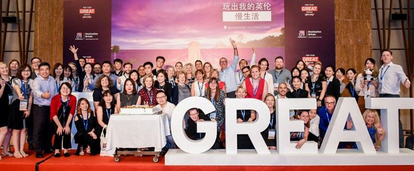 Destination Britain China and North East Asia 2018