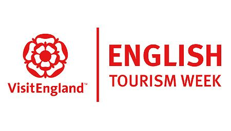 Logo for VisitEngland's English Tourism Week