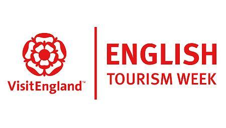 Logo for VisitEngland's English Tourism Week