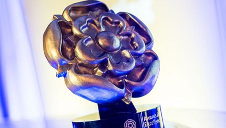VisitEngland Awards for Excellence Trophy