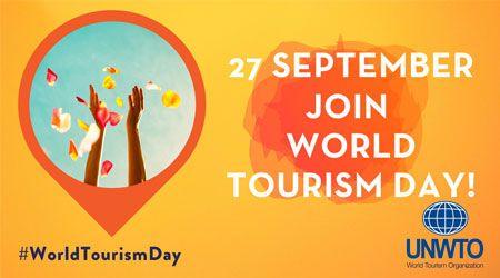 World Tourism Day logo