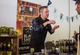 Black Sheep Brewery stall at ExploreGB 2019