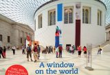 Cover of the London Planner brochure, featuring the British Museum
