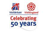 logo of VBVE 50 anniversary