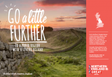 Campaign image from Northern Tourism Growth Fund campaign