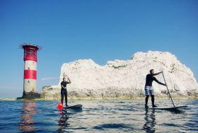 Alum Bay Isle of Wight
