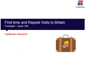 Cover of our repeat visitor report