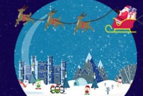 Season's Greetings message to our partners and the tourism industry
