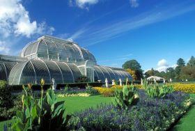 Golden Jubilee - Palm House at Kew Gardens, Kew, London, England