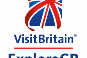 ExploreGB logo with VisitBritain logo