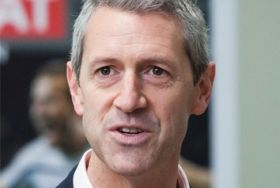 Chris Foy, Head of Business Visits & Events