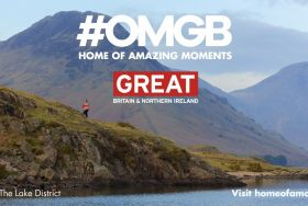 Lake district Wastwater OMGB campaign
