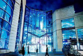 The ICC Birmingham, exterior