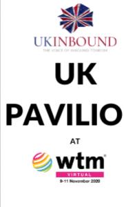Poster for World Travel Market Virtual 2020