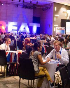 Meetings being held at Destination Britain Americas