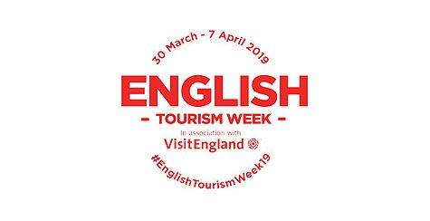 English Tourism Week 2019 logo