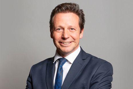 Nigel Huddleston MP