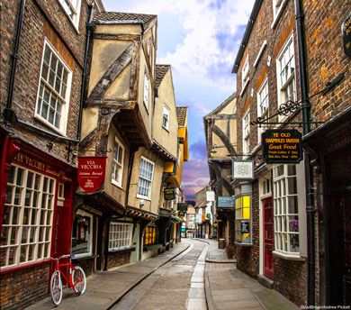 The Shambles, York (c) Andrew Pickett