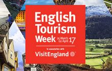 English Tourism Week 2017 logo