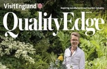 Front cover of Quality Edge issue 23