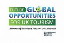 Future Global Opportunities for UK Tourism logo