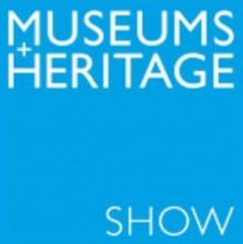 Museum and Heritage Show logo