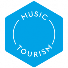 Music tourism logo