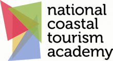 National Coastal Tourism Academy logo
