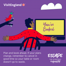 infographic escape the everyday