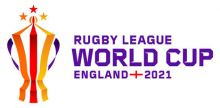 Rugby League World Cup 2021 logo