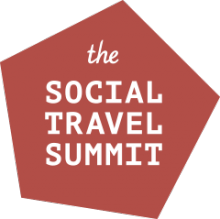 The Social Travel Summit logo