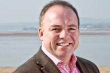 Portrait of Allan Lambert