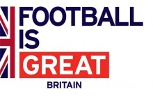 Football is GREAT logo