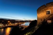 Inverness at twilight