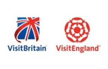 VisitBritain and VisitEngland logo