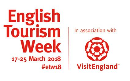 English Tourism Week 2018 logo
