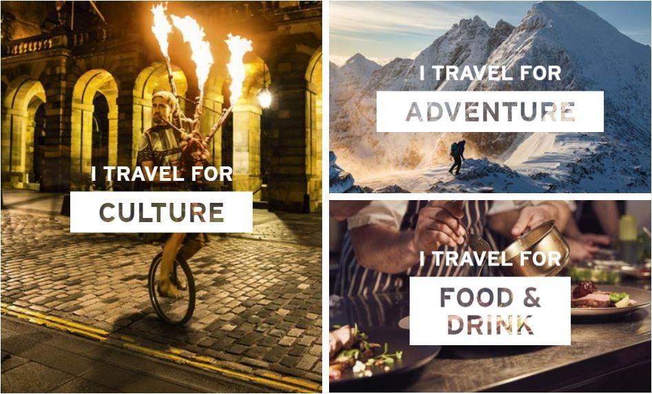 I travel For