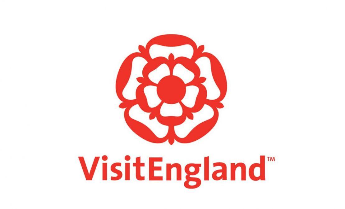 VisitEngland tudor rose logo