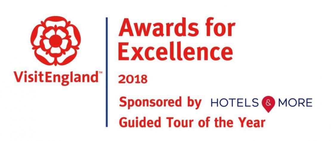 Hotels & More sponsor logo awards for excellence