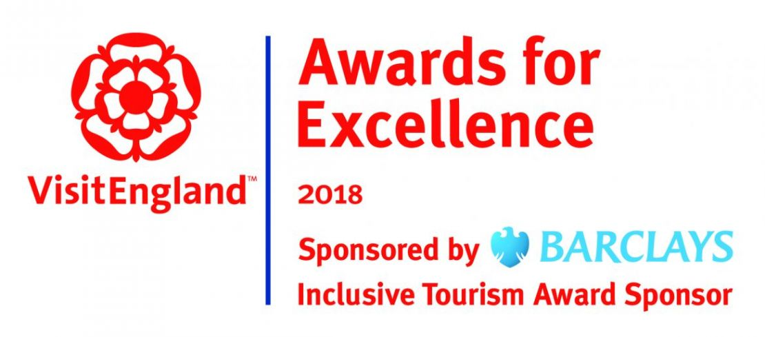 Barclays sponsor logo awards for excellence