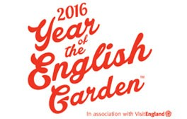 Year of the English Garden Logo