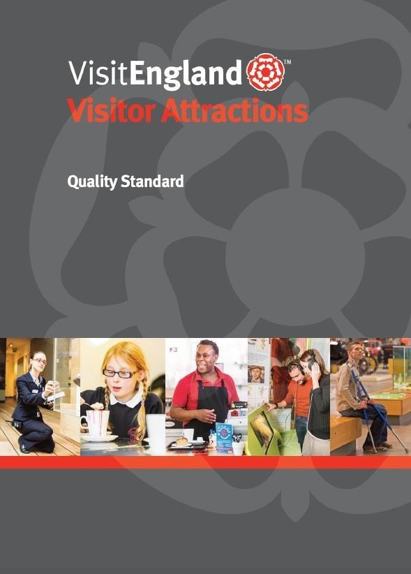 Cover of Quality standard brochure