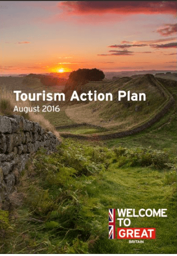 Tourism Action Plan cover